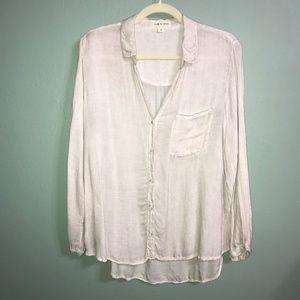 Cloth & Stone Anthropologie Button Down Shirt